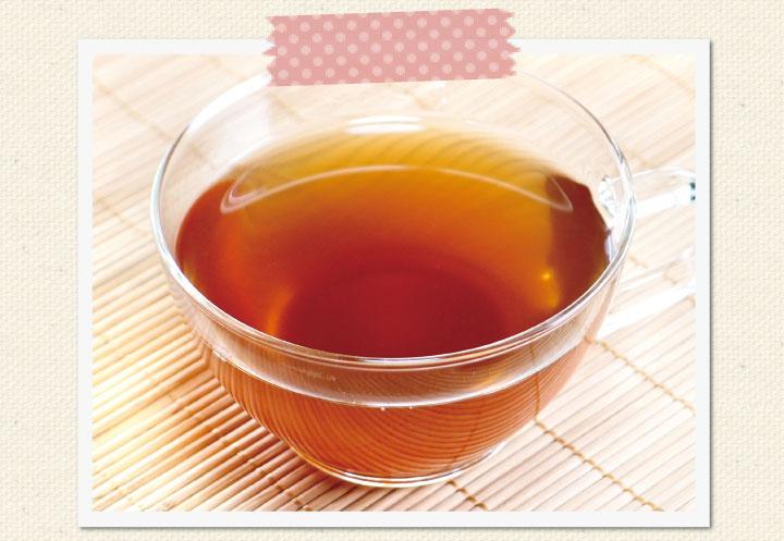たまねぎの皮茶飲み方